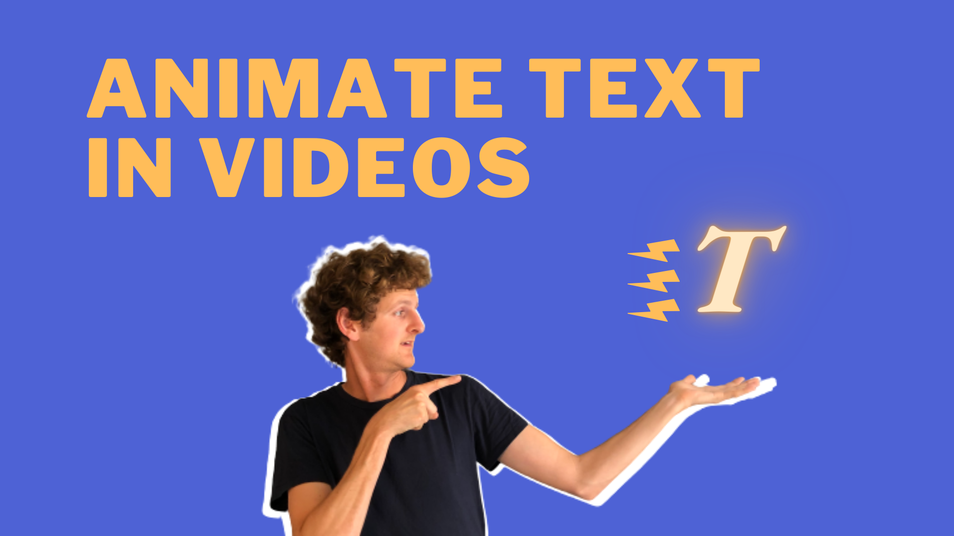 How to Animate Text in Videos